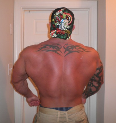 HUGE AND WIDE ALPHA BACK