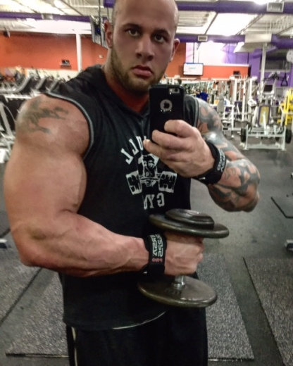 PUMPED BICEPS