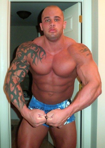 WORSHIP STRAIGHT ALPHA MUSCLE