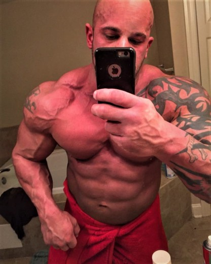 HUGE SHREDDED ALPHA