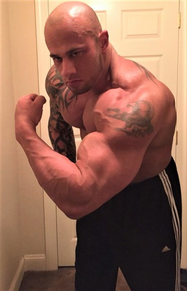 OVER 21 INCH BICEPS